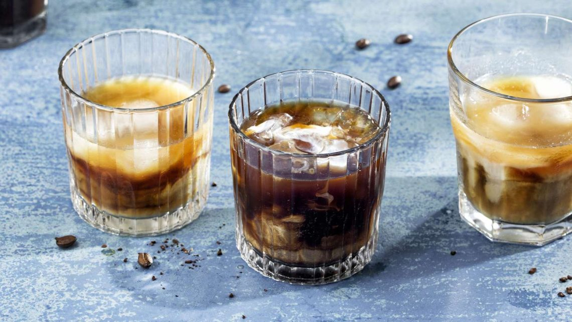 2 Cocktails de café à essayer