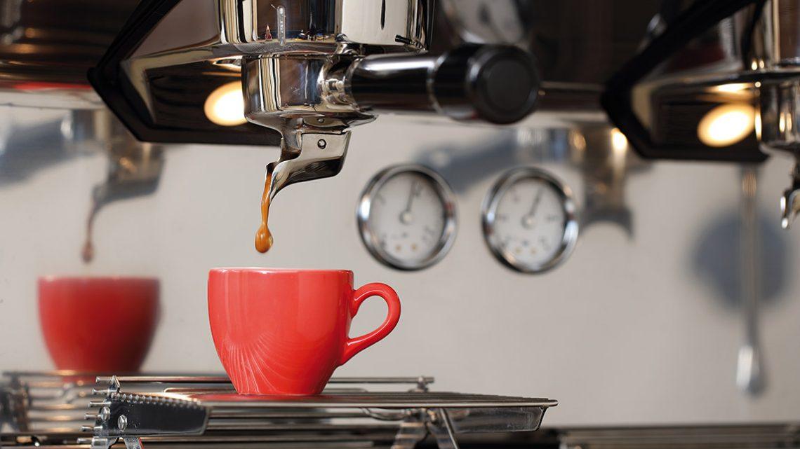 Achat d'une cafetière à service unique