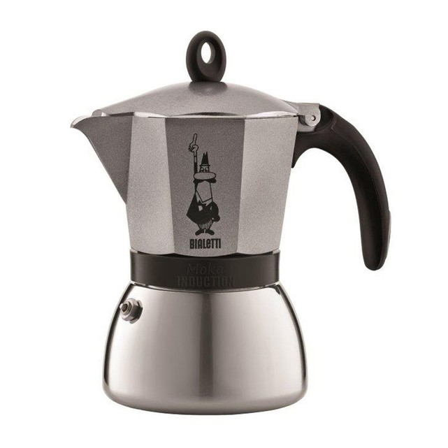 Cafetière italienne moka induction 6 tasses 4823 BIALETTI image 0