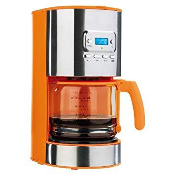 TV Das Original 01783 Cafetière Coffeemaxx Orange