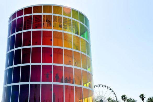 Coachella, une expérience artistique et architecturale hors les murs