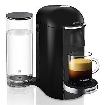 Nespresso Vertuo - Machine à café à capsules pour espresso ou café long -  de 40