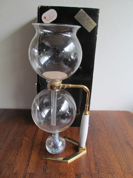 Hellem - cafetière / machine à café