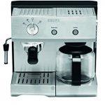 Krups XP224010 Combiné Espresso Manuel Inox