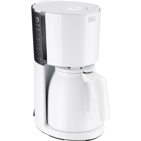 MELITTA Cafetiere isotherme Enjoy Therm Blanc 101208
