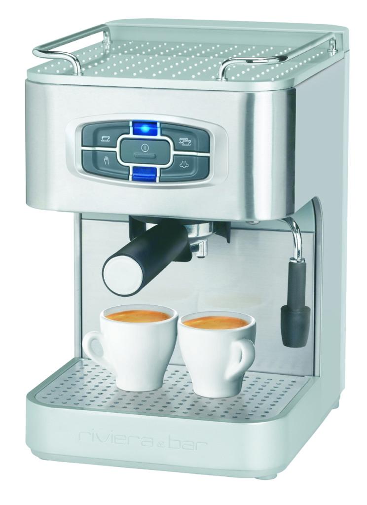 Machine à expresso automatique RIVIERA et BAR. Avantages. Un café concentré  ...