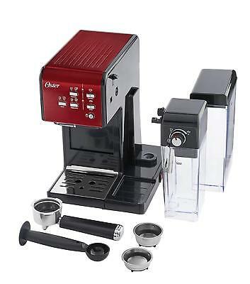 ... OSTER Machine à Café Café expresso Prima Latte II Pompe Italienne 19bar  Dépôt 9
