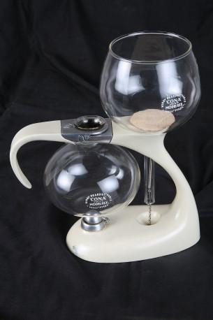 cafeti re cona a d pression vintage les vieilles choses. Black Bedroom Furniture Sets. Home Design Ideas