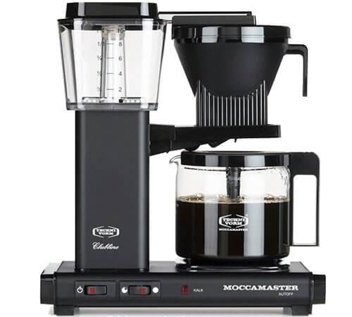 comment faire un bon café avec une cafetière filtre ?