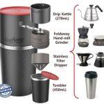 Cafflano, la machine à café à grains pour les nomades – Les Numériques