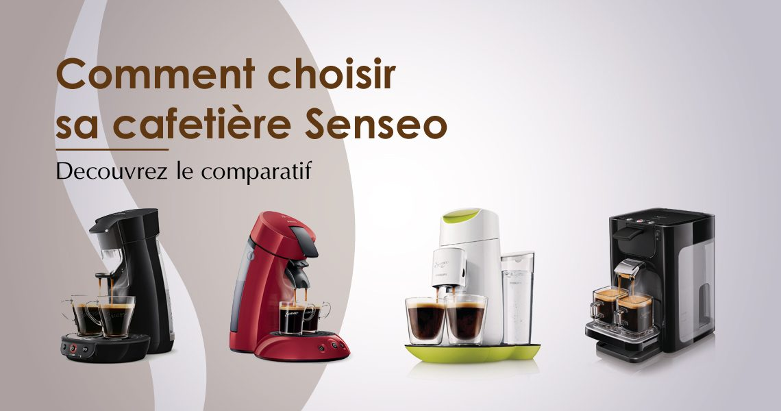 Meilleure cafetière Senseo 2018 – Comparatif, Tests, Avis