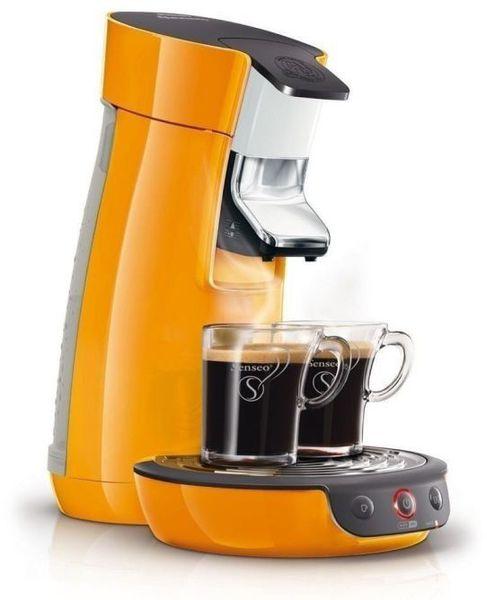 Cafetiere A Dosette. HD7825/21 Senseo Viva Café Orange Vitaminé  Cafetiere_a_dosette PHILIPS