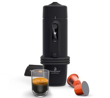 Handpresso Auto Capsule : test, prix et fiche technique - Cafetière à  capsule / dosette - Les Numériques