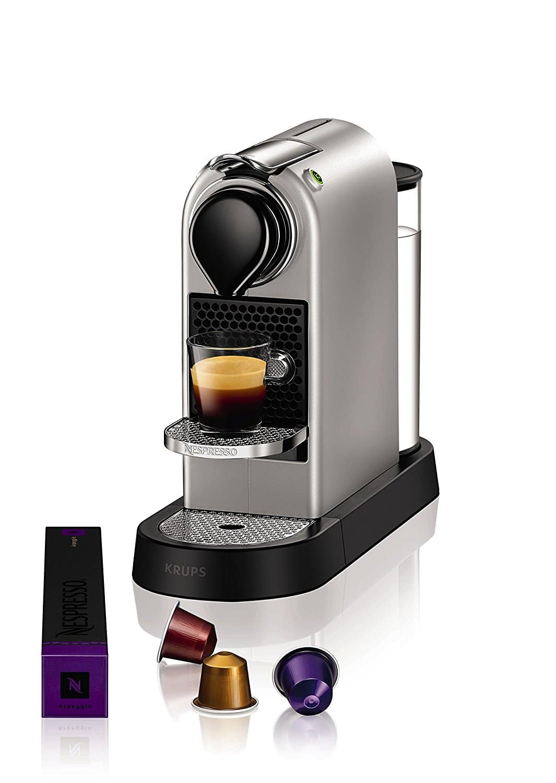 Krups Citiz cafetière – Nespresso machine à espresso