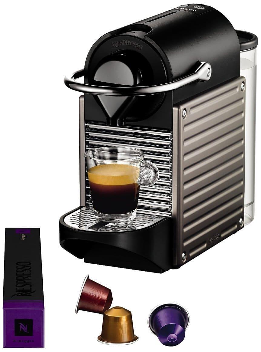 Krups Pixie cafetière – Nespresso machine à espresso