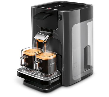 Philips Senseo Quadrante HD7866 : test, prix et fiche technique - Cafetière  à capsule / dosette - Les Numériques