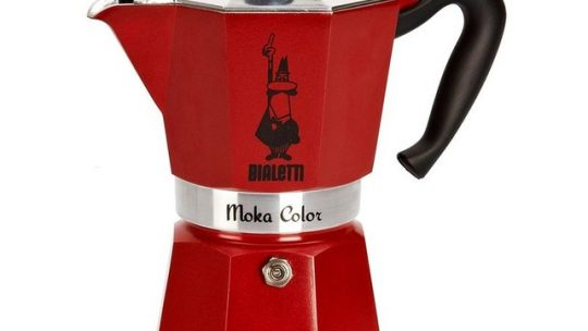 Bialetti – cafetière italienne 6 tasses rouge – 0004943 rouge …