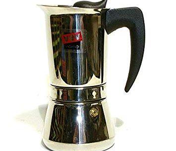 T.E.N. – Cafetière Pression Inox 6 Tasses Vespress*: Amazon.fr …