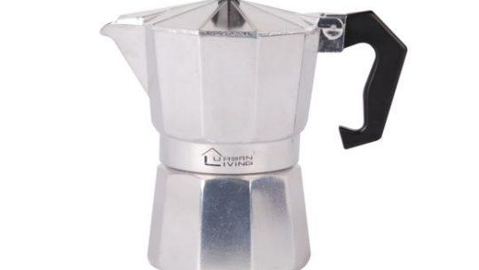 Sans – Cafetiere Italienne Expresso 3 Tasse en Aluminium – Cuisine …