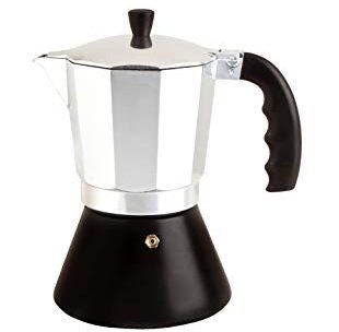 Quid 5759146 Coffee & Tea Coffret 1 Cafetière Aluminium Induction 12 …