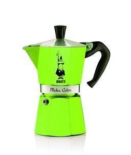 BIALETTI – 9123 Moka Color Cafetière Italienne en Aluminium 6 Tasses …
