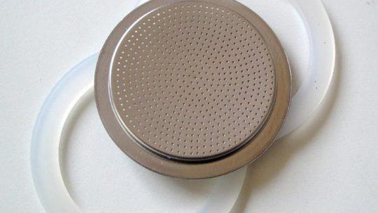 Set de 2 joints + filtre Inox pour Cafetière italienne VALIRA 10T …