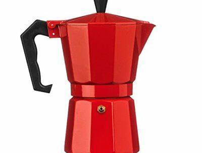 PREMIER HOUSEWARES 0602462 Cafetière Italienne 6 Tasses Aluminium …