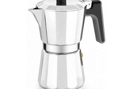 Cafetière Italienne BRA 8542 (9 tasses) Aluminium – Thé O Phile