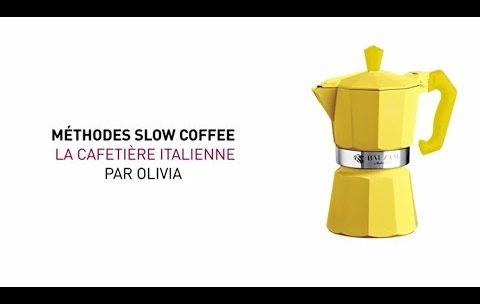 cafetiere italienne quelle mouture
