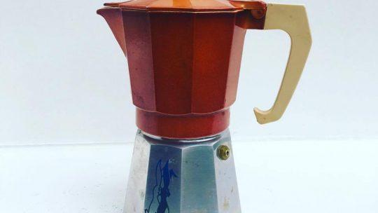 cafetiere italienne retro