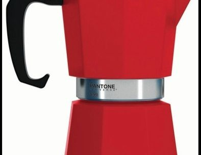 cafetiere italienne rouge 12 tasses