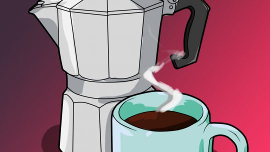 cafetiere italienne wikihow