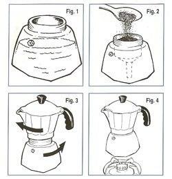 vous apprécierez un véritable café à l'italienne avec cette …