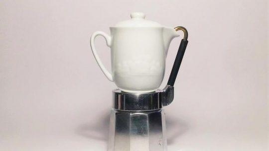 Porcelaine et cafetière italienne vintage Mulino Bianco   Etsy