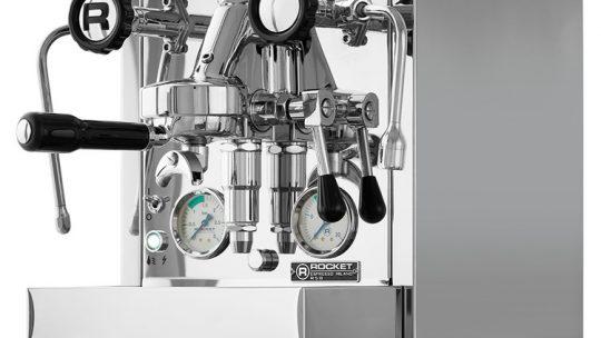 Machine expresso manuelle Rocket Espresso R58 + cadeau