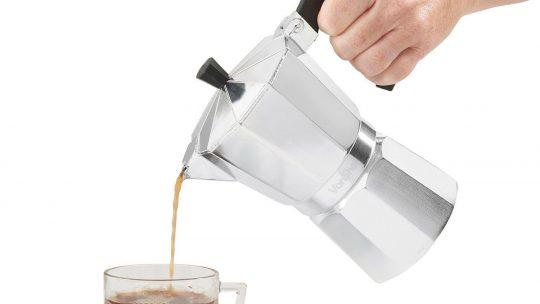 VonShef : Cafetiere italienne pour faire du café expresso italien …