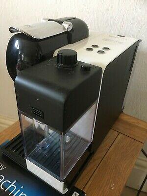 DeLonghi Nespresso Latissima Coffee Machine White And Black RRP £199