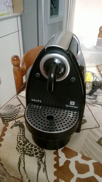 Cafetière Nespresso Krups Electroménager