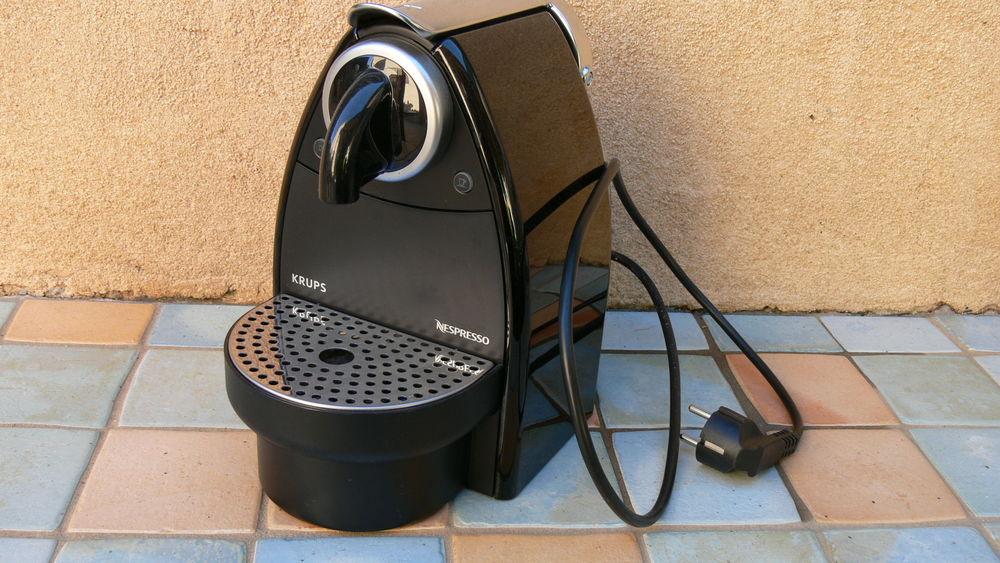 Machine a cafe nespresso krups