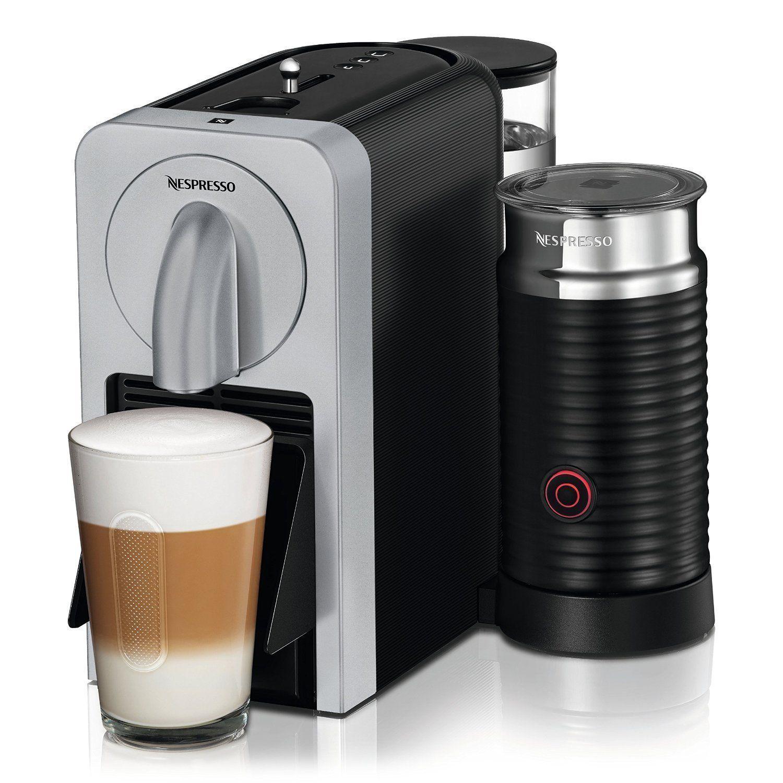 Nespresso D75-US-SI-NE Prodigio With Milk Espresso Maker
