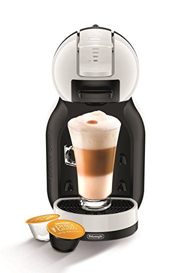 WB Dolce Gusto Mini Me Coffee Capsule Machine by De'Longhi - Black and  White. Kitchen appliances. Kitchen accessories. It's an Amazon affiliate  link.