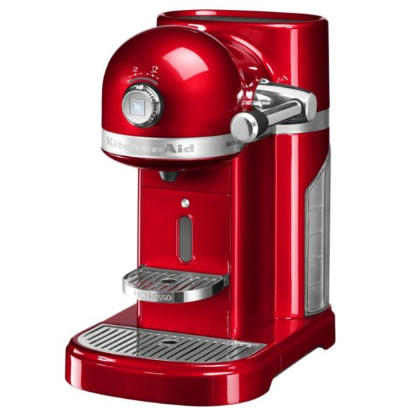 KITCHENAID - kitchenaid - machine à café nespresso 19bars rouge empire -  5kes0503eer/5