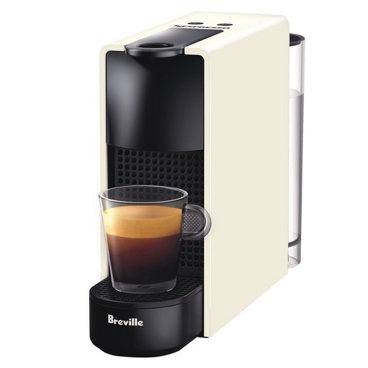 Breville Nespresso Essenza Mini WHITE Single Serve Espresso Machine  BEC220WHT1AUC1 - Espresso Planet Canada