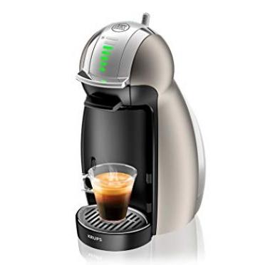 Krups KP 160T Nescafé Dolce Gusto Genio Machine à Café à capsule  (automatique) Titanium