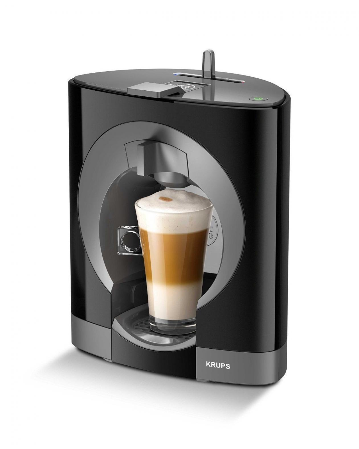 La Nescafé Dolce Gusto Oblo est une des machines à cafés les plus belles  que nous ayons eu entre les mains jusque là. On savait Krups très habile  pour cela, ...