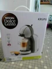 cafetière Dolce Gusto de Nescafé neuve